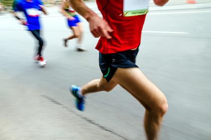 東京マラソン40~44歳タイム