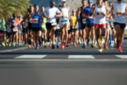 東京マラソン55~59歳タイム