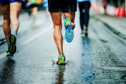東京マラソン45~49歳タイム