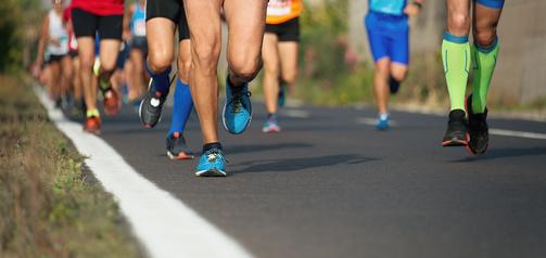 夏6月~9月のマラソンの練習